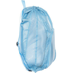 speedo Deluxe Ventilator Mesh Bag 35l sky blue